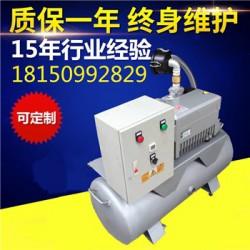 简阳真空泵负压站移动真空泵站XD100真空泵