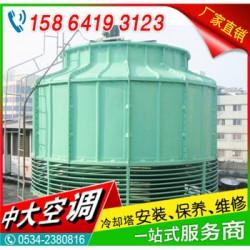 低噪音逆流式冷却塔太原供应商