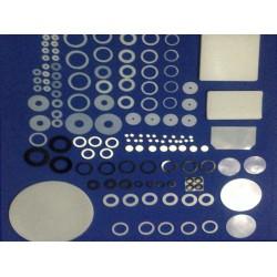 东莞专业的硅胶垫片_厂家直销,硅胶法兰垫