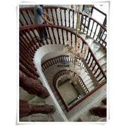 欧式楼梯围栏,顺道街楼梯围栏,室内铁艺楼梯