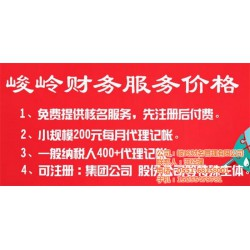 专业代办公司注册_公司注册_峻岭财务(查看)