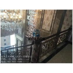 不锈钢楼梯围栏、汉南楼梯围栏、铜艺楼梯围