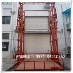 西安 货物运输电梯 导轨式电梯 仓储 车间货