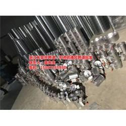 宁波不锈钢风管厂家、不锈钢法兰风管厂家、