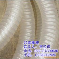 高压增强透明钢丝管 天津透明钢丝管 防冻无