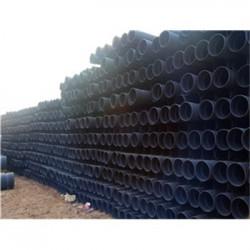 锡林郭勒盟双壁波纹管设备安装介绍