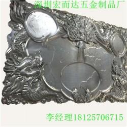 白城  铝门花铝板浮雕精雕深圳厂家//HED