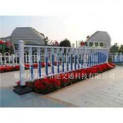 防眩光护栏太阳能护栏防眩光安全防撞路栏