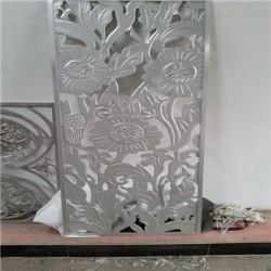 阜新  铝门花铝板浮雕精雕加工定制//HED