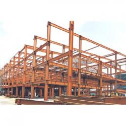朔州轻钢结构搭建-杰瑞钢结构