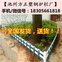 郸城县(周口)花池围栏花坛栅栏【厂家直销】