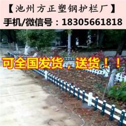 安徽石台县pvc绿化护栏_池州方正护栏厂(家