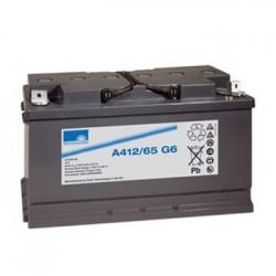 神木阳光蓄电池A412/65G6AH蓄电池工业蓄电