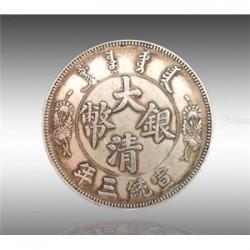 大清银币目前市场存世量大不大