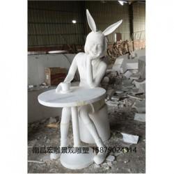 萍乡玻璃钢泡沫卡通雕塑供应厂家