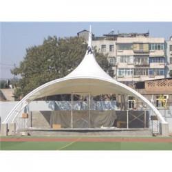 南阳体育馆膜结构雨棚