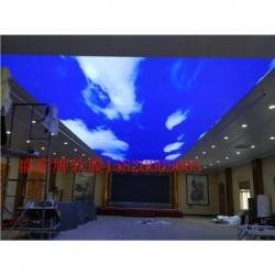 南京软膜天花厂家透光膜吊顶价格低&盛