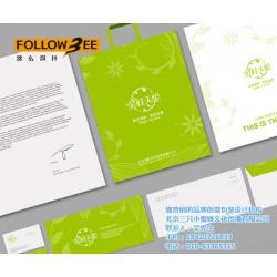 vi品牌设计,许昌品牌设计,三只小蜜蜂