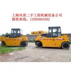 湘西二手26吨压路机