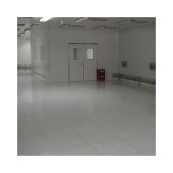 [汇露装饰]防静电地板品质可靠——防静电塑