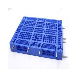 重庆堆码货架周转塑料托盘生产厂家,田字塑料托盘