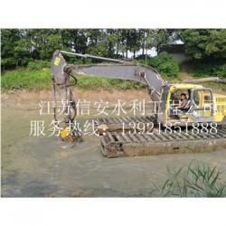 威海市清淤工程公司泥水分离清淤