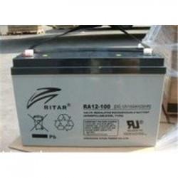 瑞达RITAR蓄电池RA12-100S新货价格