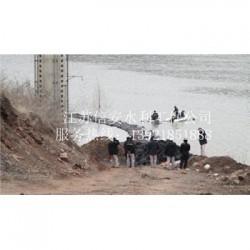 威海市清淤工程公司水下开挖