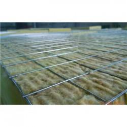 河北外墙超厚岩棉复合板藁城市价格低廉插丝
