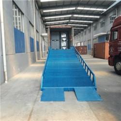 供应江苏集装箱卸车台卓莱宏升降平台