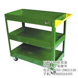 带挂板维修工具车(图)、3个抽屉工具车、安