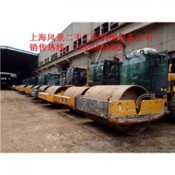 晋城二手徐工26吨振动压路机,年底清仓特惠