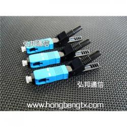 广电专用光纤快速连接器