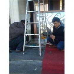 义乌市玻璃门专业维修