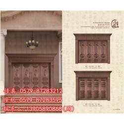 浙江铜门工程|【年年祥】铜门|铜门工程找哪