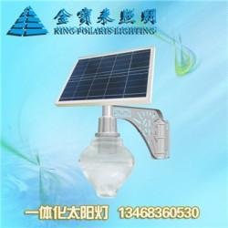 延边太阳能LED灯生产