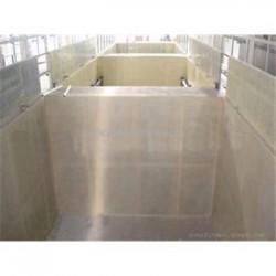 九台污水池环氧树脂贴布防腐-酸碱池玻璃钢