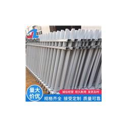 锌钢围墙护栏适合用作厂房使用的围栏式样推荐