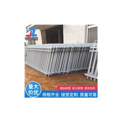 江苏建筑工程用护栏热镀锌钢护栏好