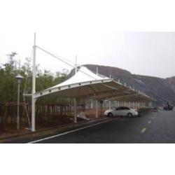 潜江遮阳棚膜结构厂家 膜结构车棚 潜江充电桩停车棚膜结构生产