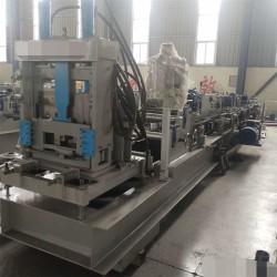 直销全自动换型号c型钢檩条机大量占,80-300c型钢机厂家