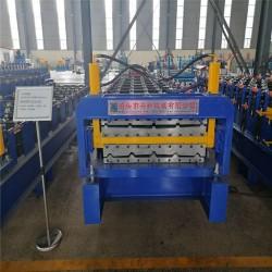 全自动压瓦机840900型压瓦机冷弯成型机铁皮压瓦机