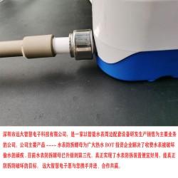 校园BOT热水工程止损利器-水表防拆接头/防盗接头螺母