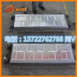 彩石金属瓦模具锻造和铸造的差别 彩石金属瓦模具定制