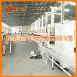 彩石金属瓦设备的检修 多彩蛭石瓦生产设备厂家