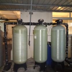 软化水处理设备厂家 软水装置定做 全自动钠离子净化器