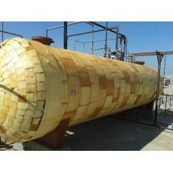 设备管道镀锌铁皮保温施工队承包管道保温防腐工程