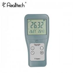 RTM1103高分辨率工业高温表接触式3通道热电偶测温仪