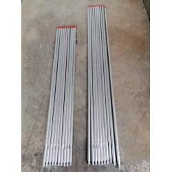 加长电机注油管标准尺寸外扣丝是M10x1米(10个的细扣)