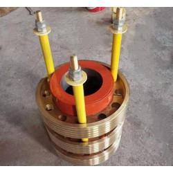 销售生产沈阳电机厂产电机铜环YR710-8电机集电环直销厂家